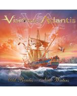 VISIONS OF ATLANTIS-Old Routes-New Waters/Limited Edition Digipack EP CD