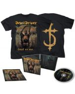 DEVILDRIVER-Trust No One/Limited Edition Digipack CD + T-Shirt Bundle