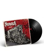 NERVOSA-Agony/Limited Edition BLACK Gatefold Vinyl LP