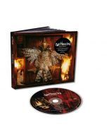 SATYRICON-Nemesis Divina/Limited First Edition Mediabook CD + Liner Notes