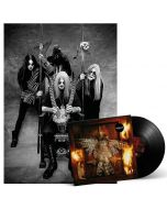 SATYRICON-Nemesis Divina/Limited First Edition BLACK Gatefold Vinyl LP