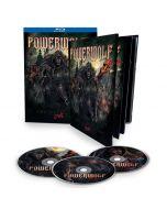 POWERWOLF-The Metal Mass/Limited Edition Mediabook 2Bluray + CD