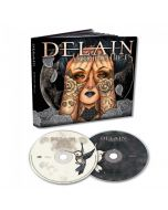 DELAIN-Moonbathers/Limited Edition Mediabook 2CD