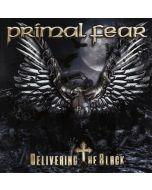 PRIMAL FEAR - Delivering The Black / CD