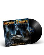 GRAVE DIGGER-Healed By Metal/Limited Edition BLACK Vinyl Gatefold  LP