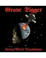 GRAVE DIGGER - Heavy Metal Breakdown / LP