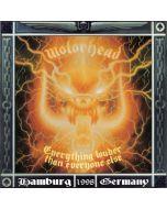 MOTORHEAD - Everything Louder Than Everyone Else / 2CD