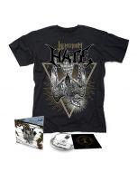 HATE-Tremendum/Limited Edition Digipack CD + T-Shirt BUNDLE