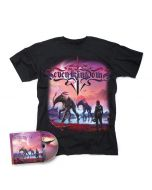 SEVEN KINGDOMS-Decennium/CD + T-Shirt BUNDLE