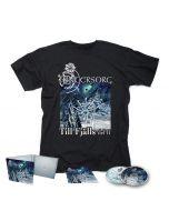 VINTERSORG-Till Fjälls del II/Limited Edition Digipack 2CD + T-Shirt BUNDLE