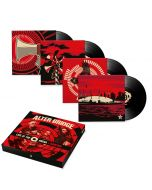 ALTER BRIDGE-Live At The O2 Arena + Rarities/Limited Edition Black Vinyl 4LP Boxset