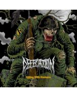 DEFECATION - Killing With Kindness / CD