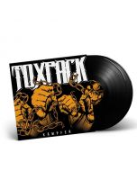 TOXPACK-Kämpfer/Limited Edition BLACK Vinyl Gatefold 2LP