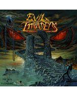 EVIL INVADERS - Pulses of Pleasure CD