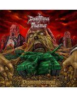 DISASTROUS MURMUR - Dismemberment / CD