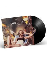 DELAIN - Apocalypse & Chill / BLACK 2LP Gatefold