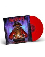 ALESTORM - Curse Of The Crystal Coconut / Limited Edition Gatefold RED LP