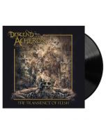 DESCEND TO ACHERON - The Transience Of Flesh / Black LP