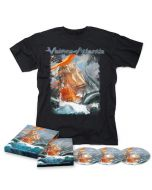 VISIONS OF ATLANTIS - A Symphonic Journey To Remember / Blu-Ray + DVD + CD DIGIPAK + T-Shirt Bundle