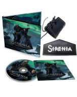 SIRENIA - Riddles, Ruins & Revelations / Digipak CD + LEATHER WRISTBAND BUNDLE
