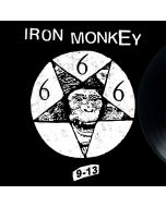 IRON MONKEY - 9-13 / LP