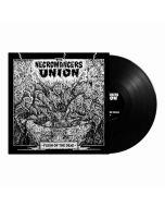 THE NECROMANCERS UNION - Flesh Of The Dead / Black LP PRE-ORDER RELEASE DATE 11/19/21