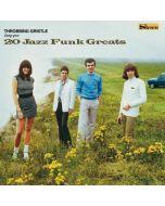 THROBBING GRISTLE - 20 Jazz Funk Greats / LP