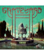 GRAVEYARD - Peace / Splatter LP