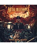 METAL ALLEGIANCE - Vol II: Power Drunk Majesty / COLOR 2LP