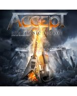 ACCEPT - Symphonic Terror: Live At Wacken / 2CD + Blu-Ray