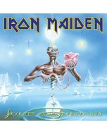 IRON MAIDEN - Seventh Son Of A Seventh Son / LP
