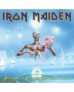IRON MAIDEN - Seventh Son Of A Seventh Son / LP