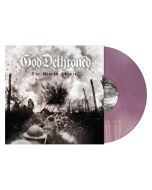 GOD DETHRONED - The World Ablaze / Violet LP