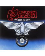 SAXON - Wheels Of Steel / LP