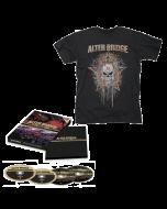 ALTER BRIDGE-Live At The Royal Albert Hall (Featuring The Parallax Orchestra)/2CD + Blu Ray + DVD Digipack + T-Shirt Bundle