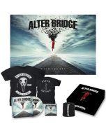 ALTER BRIDGE - Walk The Sky / Limited Edition Deluxe Boxset + Bird T-Shirt Bundle