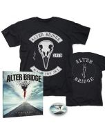 ALTER BRIDGE - Walk The Sky / Limited Edition Earbook + Bird T-Shirt Bundle