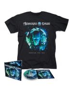 AMBERIAN DAWN - Looking For You / Digipak CD + T-Shirt Bundle