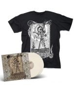 AETHER REALM-Tarot/Limited Edition CREAMY WHITE 2LP (2017 Reissue) + T-Shirt Bundle