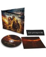 AD INFINITUM - Chapter II - Legacy / Digipak CD With Patch PRE ORDER RELEASE DATE 10/29/21