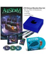 ALESTORM - Live in Tilburg / LIMITED EDITION DELUXE WOODEN BOXSET