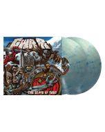 GWAR - Blood Of The Gods / Clear w/ Blue 2LP