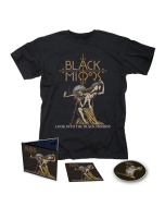 BLACK MIRRORS-Look Into The Black Mirror/Limited Edition Digipack CD + T-Shirt Bundle