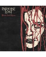 PARADISE LOST-Blood And Chaos/IMPORT Clear 7""