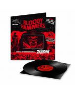 BLOODY HAMMERS - Songs Of Unspeakable Terror / BLACK LP