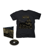 CONAN-Existential Void Guardian/Limited Edition Digipack CD + T-Shirt Bundle