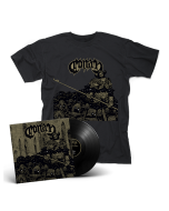 CONAN-Existential Void Guardian/Limited Edition BLACK Vinyl Gatefold 2LP + T-Shirt Bundle