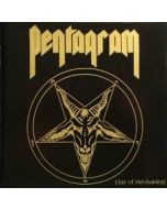 PENTAGRAM - Day Of Reckoning / CD