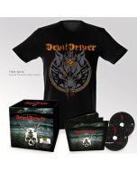 DEVILDRIVER-Winter Kills/Boxset CD/DVD with T-Shirt (XL)