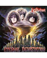 DESTRUCTION - Eternal Devastation / Import Red LP